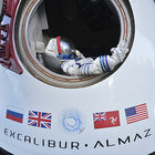 Space tourism a reality: Excalibur Almaz spacecraft pictures and hands-on - photo 2