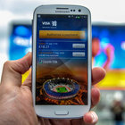 Visa payWave on the Samsung Galaxy S III pictures and hands-on - photo 1