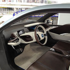 BMW i3 and i8 concept cars race into Olympic Park - photo 7