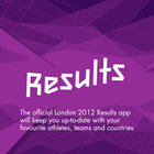 "APP OF THE DAY: London 2012 ""Results"" for iOS, BB and Android - photo 1"