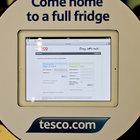 Tesco trials interactive virtual store at Gatwick Airport, for holidaymakers to pre-order groceries - photo 14