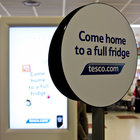 Tesco trials interactive virtual store at Gatwick Airport, for holidaymakers to pre-order groceries - photo 7