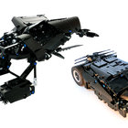 If you think official Lego Batman is cool, think again... now this is a Lego Batmobile! - photo 2