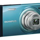 Olympus VH-410 touchscreen-controlled compact camera - photo 1