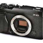 Fujifilm X-E1 compact system camera pics leak, exudes retro cool - photo 2