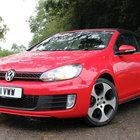 Volkswagen Golf GTi cabriolet first drive pictures and hands-on - photo 1