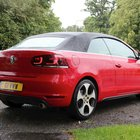 Volkswagen Golf GTi cabriolet first drive pictures and hands-on - photo 15