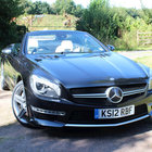 Mercedes-Benz SL63 AMG pictures and hands-on - photo 1