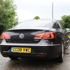 Volkswagen CC GT TDi 170 DSG pictures and hands-on - photo 20