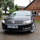 Volkswagen CC GT TDi 170 DSG pictures and hands-on - photo 21