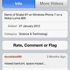 APP OF THE DAY: YouTube review (iPhone / iPod touch) - photo 7