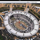 Apple Maps: London Easter eggs show the London Halo, Olympics and Samsung advert - photo 5