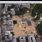 Apple Maps: London Easter eggs show the London Halo, Olympics and Samsung advert - photo 6