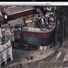 Apple Maps: London Easter eggs show the London Halo, Olympics and Samsung advert - photo 8