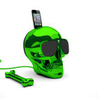 Jarre Aeroskull docking speaker really is shaped like a skull - photo 4