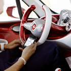 Smart Forstars concept car unveiled, the urban vehicle with built-in home cinema projector - photo 3