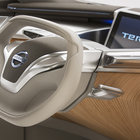 Nissan TeRRA concept car comes with removable tablet device for a dashboard - photo 2