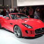 Jaguar F-type pictures and hands-on - photo 2