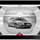 Audi A3 app lets you get inside the car through your iPad - photo 1