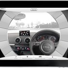 Audi A3 app lets you get inside the car through your iPad - photo 4