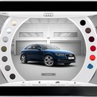 Audi A3 app lets you get inside the car through your iPad - photo 6