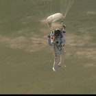 Millions tune into YouTube to watch Felix Baumgartner jump from 128,000ft - photo 4