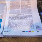 Apple publishes Samsung apology in The Guardian... of sorts - photo 1