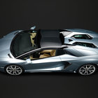 Lamborghini Aventador LP 700-4 Roadster announced - photo 2