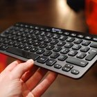 Logitech Windows 8 keyboards: K810, G710+ and washable K310 pictures and hands-on - photo 2