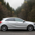 Mercedes-Benz A-Class (2013) pictures and hands-on - photo 12