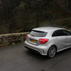 Mercedes-Benz A-Class (2013) pictures and hands-on - photo 30