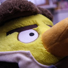 Angry Birds 8-inch Star Wars Plush - Hans Solo pictures and hands-on - photo 6