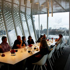 The Cube by Electrolux high tech pop-up restaurant pictures and hands-on - photo 2