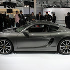 Porsche Cayman pictures and hands-on - photo 12