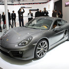 Porsche Cayman pictures and hands-on - photo 8