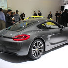 Porsche Cayman pictures and hands-on - photo 9