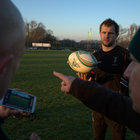 How the Samsung Galaxy Note 2 gives Harlequins a competitive edge - photo 18
