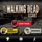 APP OF THE DAY: The Walking Dead: Assault review (iPhone) - photo 2