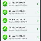 APP OF THE DAY: TrainingPeaks GPS CycleTracker Pro review (iPhone) - photo 8