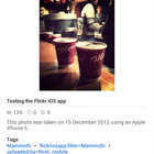 APP OF THE DAY: Flickr review (Android and iPhone) - photo 10