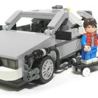 Back to the Future to get the Lego treatment, DeLorean set coming mid-2013 - photo 3