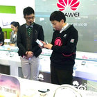 Huawei Ascend Mate Android phone makes Samsung Galaxy Note 2 look small - photo 1