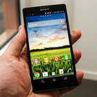 Sony Xperia ZL official, ditches Xperia Z waterproofing and design, we go hands-on - photo 1
