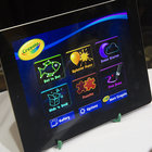 Crayola Light Marker with interactive iPad app pictures and hands-on - photo 5