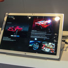 The Panasonic 4K 20-inch Windows 8 tablet, why not? We go hands-on - photo 9