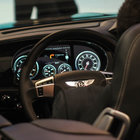 QNX car platform 2.0 concept in a Bentley Continental GTC pictures and hands-on - photo 5