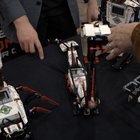 Lego Mindstorms EV3 pictures and hands-on - photo 13