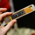 CST-01 E Ink watch is world's thinnest, pictures and hands-on - photo 6