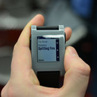 Pebble smart watch pictures and hands-on - photo 4