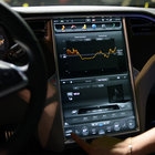 Tesla Model S 17-inch screen pictures and hands-on - photo 5